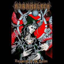 ADRAMELECH – Recoveries of the Fallen CD CDs
