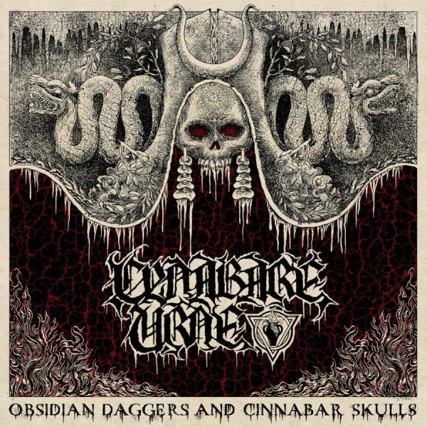Cynebare Urne Obsidian Daggers and Cinnabar Skulls