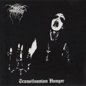 DARKTHRONE – Transylvanian Hunger CD CDs
