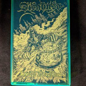 DISABUSE – Death Machines MC Sale Items