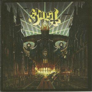 Ghost – Meliora CD (2nd Hand) 2nd Hand CDs