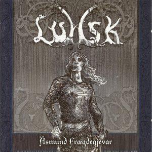 Lumsk – Åsmund Frægdegjevar CD (2nd Hand) 2nd Hand CDs