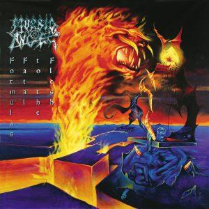 "MORBID ANGEL – Formulas Fatal to the Flesh LP 12"" Vinyl Records"