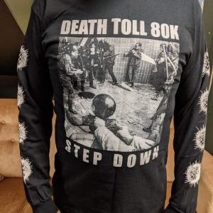 DEATH TOLL 80K – Step Down Longsleeve Long Sleeves