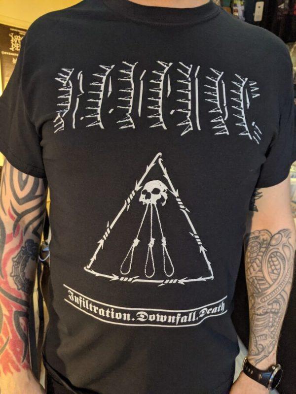 Revenge shirt front