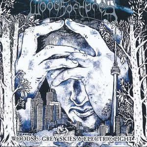 "WOODS OF YPRES – Woods 5: Grey Skies and Electric Light LP 12"" Vinyl Records"