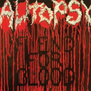 "AUTOPSY – Fiend For Blood 12″ vinyl 12"" Vinyl Records"