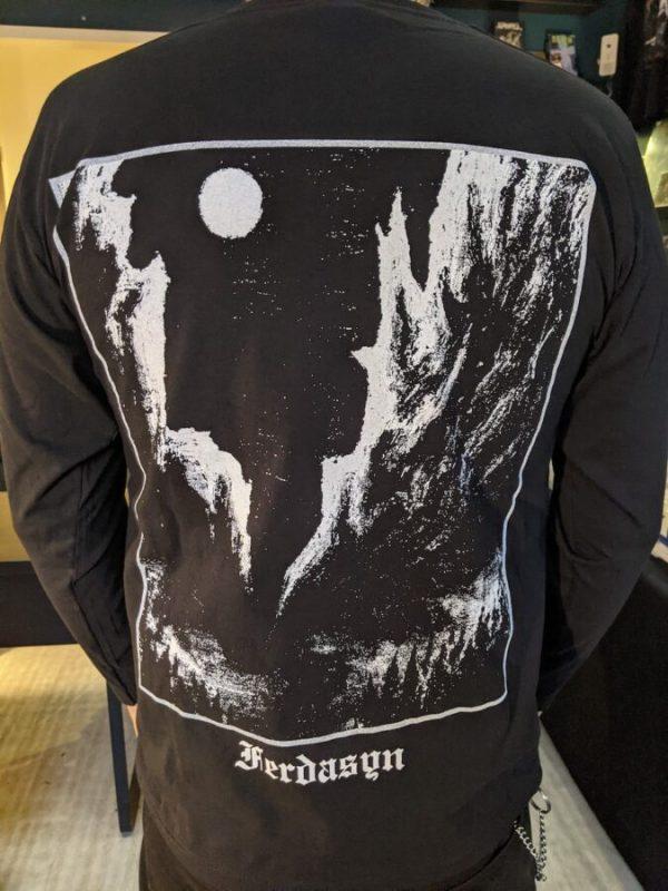 darkthrone transylvania back LS