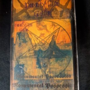 DØDHEIMSGARD – Monumental Possession MC Tapes