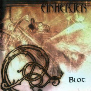 Einherjer – Blot CD (2nd Hand) 2nd Hand CDs