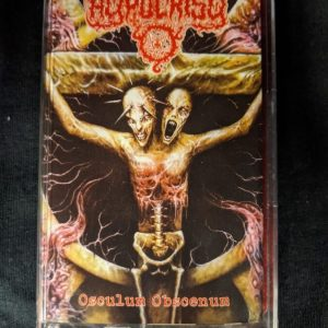 HYPOCRISY – Osculum Obscenum MC Tapes