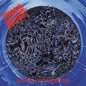 "MORBID ANGEL – Altars of Madness LP 12"" Vinyl Records"