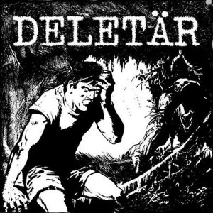 "DELETÄR – Self Titled 12″ vinyl 12"" Vinyl Records"