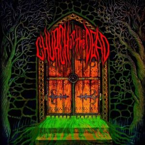 CHURCH OF THE DEAD – Self Titled CD CDs