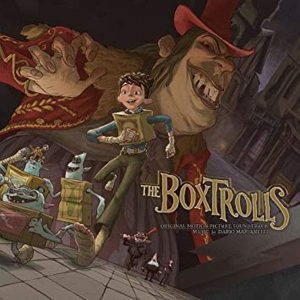 DARIO MARIANELLI – The Boxtrolls OG Soundtrack Gatefold 12″ (2nd hand) 2nd Hand Vinyl LP