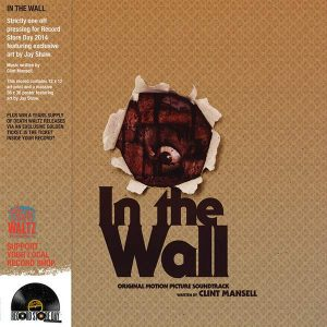 CLINT MANSELL – In The Wall OG Soundtrack 12″ (2nd hand) 2nd Hand Vinyl LP