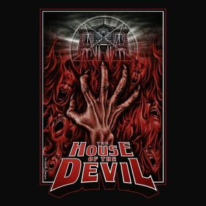 JEFF GRACE – The House Of The Devil OG Soundtrack Gatefold 12″ (2nd hand) 2nd Hand Vinyl LP
