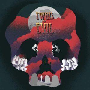 HARRY ROBINSON – Twins Of Evil OG Soundtrack 12″ (2nd hand) 2nd Hand Vinyl LP