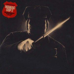 JAY CHATTAWAY – Maniac Cop 2 OG Soundtrack Gatefold 12″ (2nd hand) 2nd Hand Vinyl LP