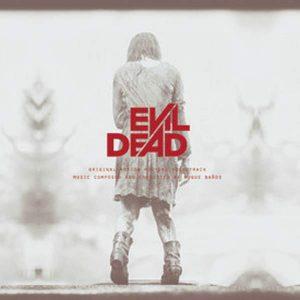 ROQUE BANOS – The Evil Dead OG Soundtrack Gatefold 12″ (2nd hand) 2nd Hand Vinyl LP