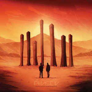 BRIAN GASCOIGNE – Phase IV OG Soundtrack Gatefold 12″ (2nd hand) 2nd Hand Vinyl LP