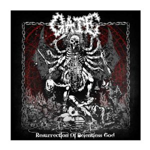 "GATE – Resurrection Of Relentless God 12″ vinyl 12"" Vinyl Records"