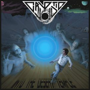 "CRYPTIC VOID – Into The Desert Temple 12″ vinyl 12"" Vinyl Records"