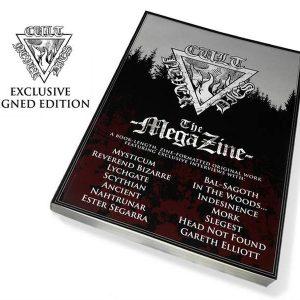 The Cult Never Dies: The Megazine Book Books