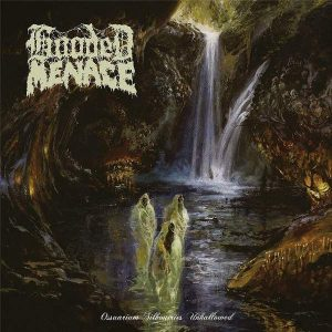 HOODED MENACE – Ossuarium Silhouettes Unhallowed CD CDs