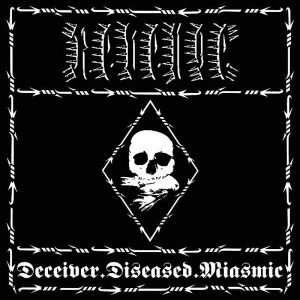 REVENGE – Deceiver.Diseased.Miasmic CD CDs