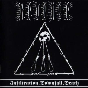 REVENGE – Infiltration.Downfall.Death CD CDs