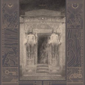 ASH BORER – The Irrepassable Gate CD CDs