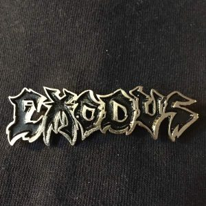 EXODUS Logo Enamel Pin Pins & Enamel Pins