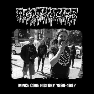 AGATHOCLES – Mince Core History 1996-1997 CD CDs