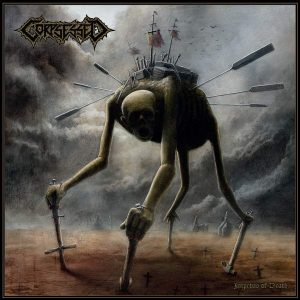 CORPSESSED – Impetus Of Death CD CDs