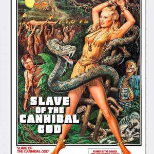 Slave Of The Cannibal God Magnet Magnets