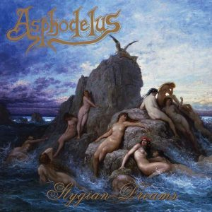 "ASPHODELUS – Stygian Dreams 12″ vinyl 12"" Vinyl Records"