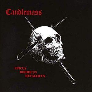 CANDLEMASS – Epicus Doomicus Metallicus CD CDs