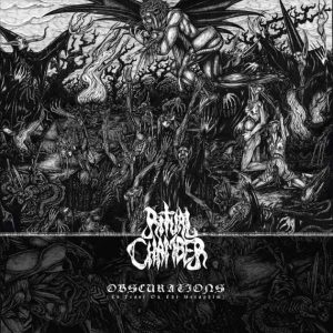 RITUAL CHAMBER – Obscurations To Feast On The Seraphim Digipak CD CDs