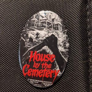 House By The Cemetery Magnet / Bottle Opener Magnets