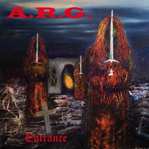 "A.R.G. – Entrance LP (Red) 12"" Vinyl Records"