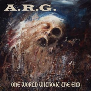"A.R.G. – One World Without The End LP (Blue) 12"" Vinyl Records"