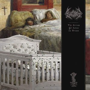 "BLOODBATH – The Arrow Of Satan Is Drawn Gatefold 12″ vinyl 12"" Vinyl Records"