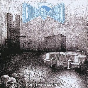 CARBONIZED – For The Security CD CDs
