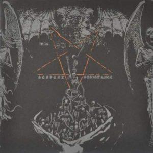 HORNED SERPENT / PREVALENT RESISTANCE – Serpent Resistance Gatefold split LP (2nd hand) 2nd Hand Vinyl LP