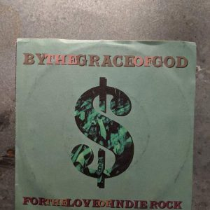 BY THE GRACE OF GOD – For The Love… 7″ (2nd Hand) 2nd Hand Vinyl EP