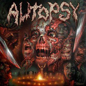 AUTOPSY – The Headless Ritual CD CDs