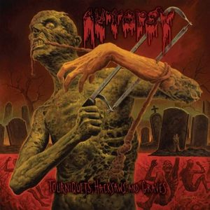 AUTOPSY – Tourniquets, Hacksaws and Graves CD CDs