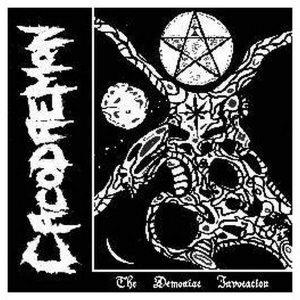 CACODAEMON – The Demoniac Invocation 12″ (2nd hand) 2nd Hand Vinyl LP