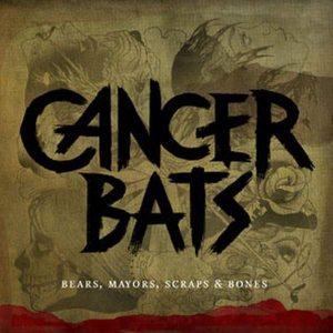 CANCER BATS – Bears Mayors Scraps & Bones 12″ (2nd hand) 2nd Hand Vinyl LP